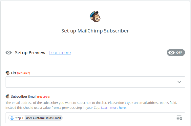 How To Integrate ManyChat with Mailchimp